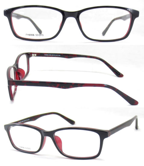 China Daisy Rose 1025 Ladies Stylish Acetate/Metal Full Rim Optical ...