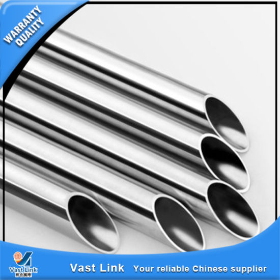 300 Series Seamless Stainless Steel Pipes pictures & photos