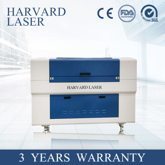 Small Size CO2 Laser Engraving/Cutting Machine with Protective Cover
