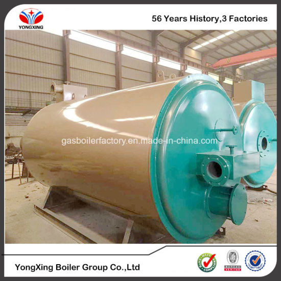 China Horizontal and Industrial Thermic Fluid Natural Gas Fired ...