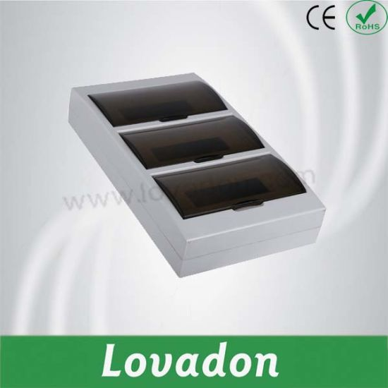 Lvm Distribution Box (plastic base)