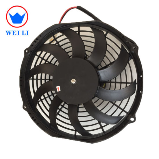 Most Popular Refrigerated Truck 10 Inch Axial Condenser Fan