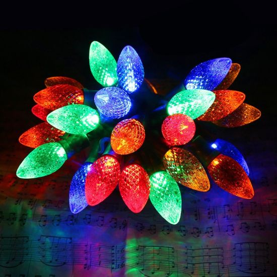 C7 Led Christmas Lights.C7 Smooth Outdoor Led Christmas Lights