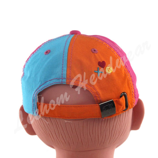 Colorful Combed Cotton Children Baby Kids Caps pictures & photos
