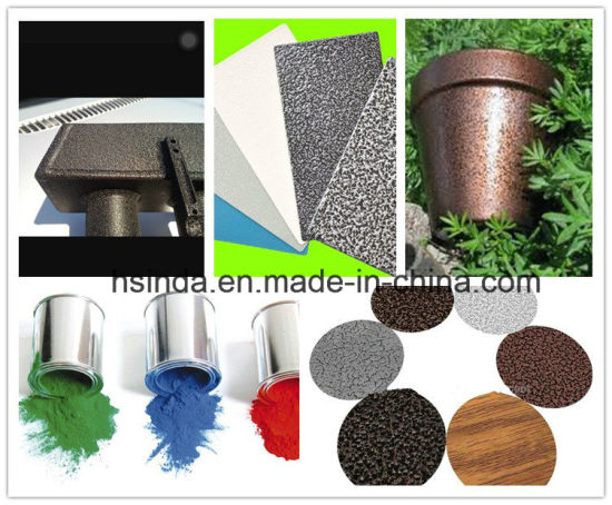 Electrostatic Spay Gun Hammer Powder Coating pictures & photos
