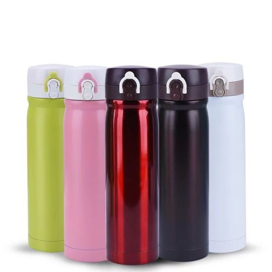 500ml New Item Promotion BPA Free Double Wall Stainless Steel Vacuum Water Flask pictures & photos
