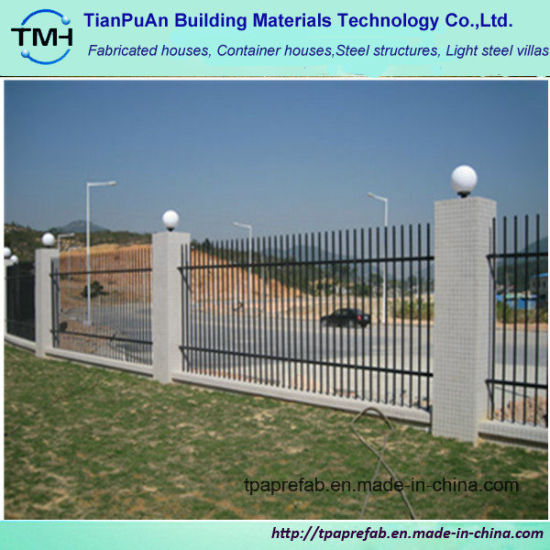 Self-Clean Garden Fence for Sale pictures & photos