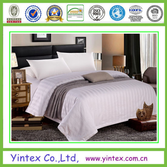 China Top Quality Hotel/Home Cotton Adult Bed Sheets