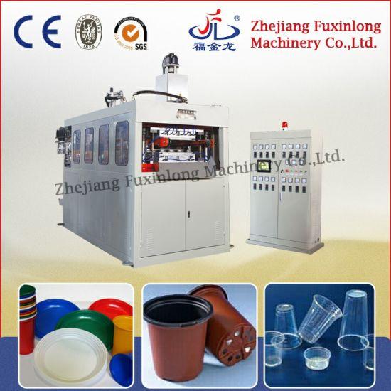 Automatic Disposable Plates Making Machine From China  sc 1 st  Zhejiang Fuxinlong Machinery Co. Ltd. & Automatic Disposable Plates Making Machine From China - China ...