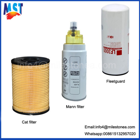 1r-0726 Diesel Oil Filter for Caterpillar (1r-0726, 25177263, P5507500) pictures & photos