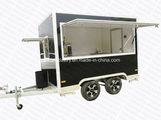ad472b5d55 Australia Market High Quality Mobile Food Truck Catering Trailer with  Special Price