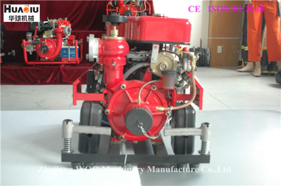 Bj-15g Fire Fighting Pump with Lifan Gasoline Engine pictures & photos