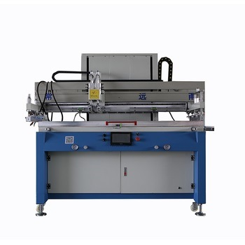 700*1600 Semi Automatic Screen Printing Machine for Cylinder Head Gasket pictures & photos