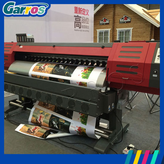 Garros Good Quality 1.8m Direct Fabric Printer Direct Printing on Cotton Fabric pictures & photos