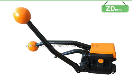 High Quality Steel Strap Strapping Machine (SM-19) pictures & photos