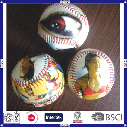 Cheap Price Low Price OEM Logo Customized PVC Baseball pictures & photos