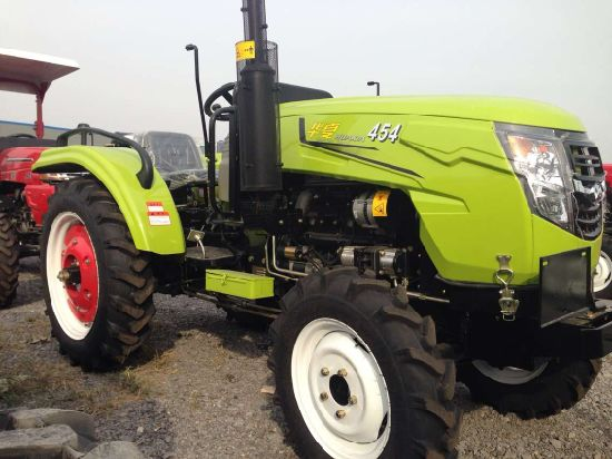 Huaxia 45HP 4WD Hx454 Agricultural Farm Tractor