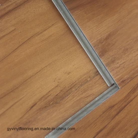 China Vinyl Click Floor Lvt Floor Vinyl Tile Floor Plastic Floor - What is lvt flooring made of
