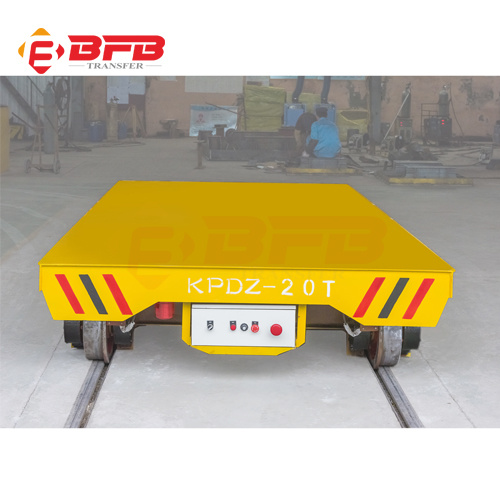 Low Voltage Heavy Industry Rail Handling Vehicle for Transfer pictures & photos