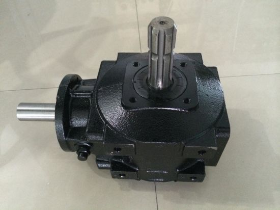 Transmission Gear Box B19805 for Rotary Mower Machine pictures & photos