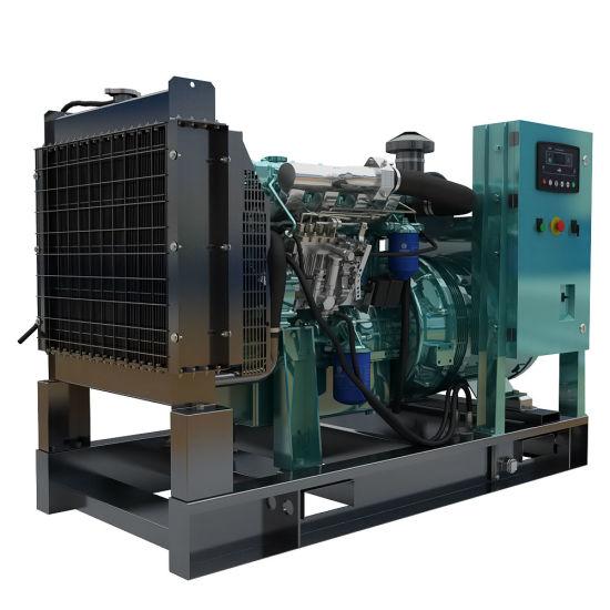 AC Three Phase 10kw/12 5kVA Weichai Diesel Engine Electric Generator Set  with Silent Frame 2018 Hot Item