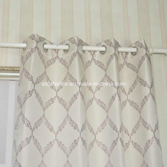 Heavy Well Shape Gromments Curtain pictures & photos