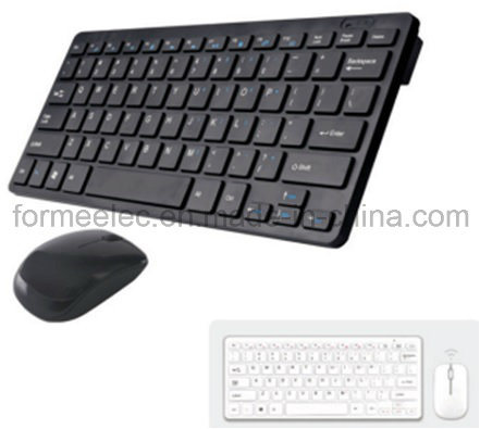 2.4GHz Wireless Keyboard Mouse Combo HK903 Computer Laptop Keyboard