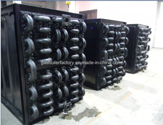 China Industrial Cast Iron Flue Gas Heat Recovery Equipment Boiler ...
