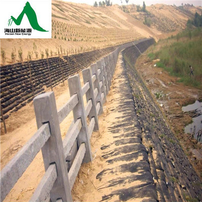 Geobag Using as Dam/Embankment /Slope Protection Project pictures & photos