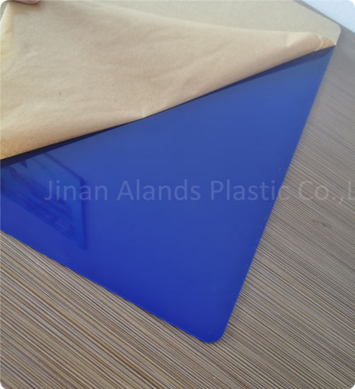 China Heat Resistant 2mm Color Plastic Transparent Plexiglass PMMA ...
