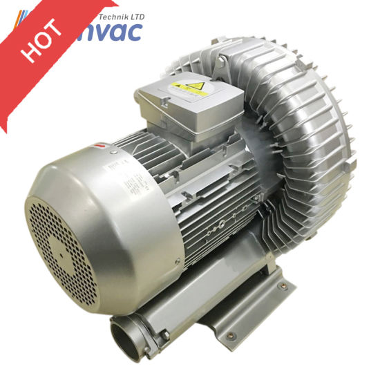 China Factory Direct Sale Electric Motor Air Ring Blower for Screen-Process Printing