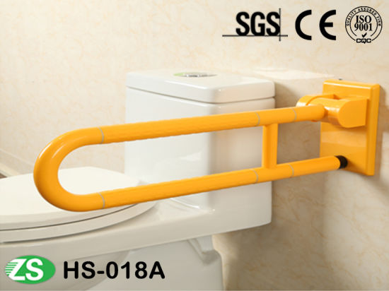 Disabled Toilets Bathroom U Shape Grab Bar