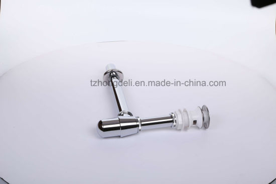 Bathroom Equipment Brass Wash Basin Siphon / Bottle Trap