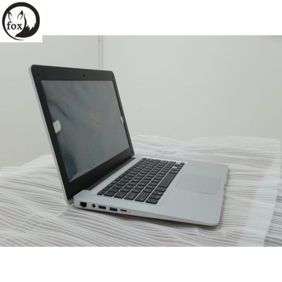 China Windows 7 Notebook PC with 14