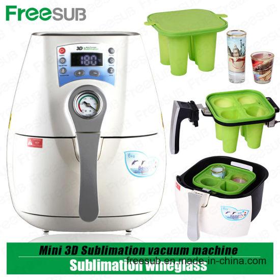 Freesub 3D Mini Vacuum Sublimation Machine (ST1520-C2)