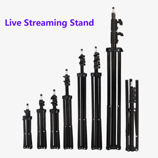 Mobile Phone Live Streaming Bracket Holder Selfie Table Live Streaming Stand Adjustable Holder