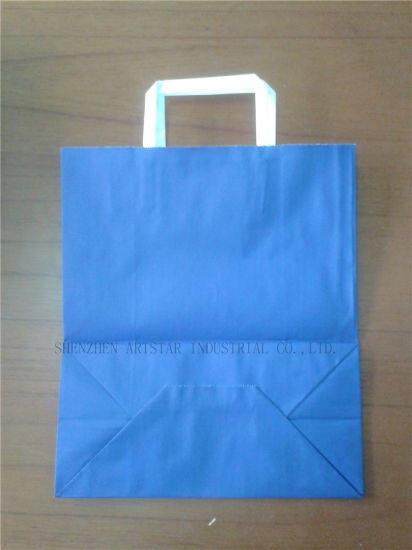 china brown paper lunch bags with handles china lunch bags paper