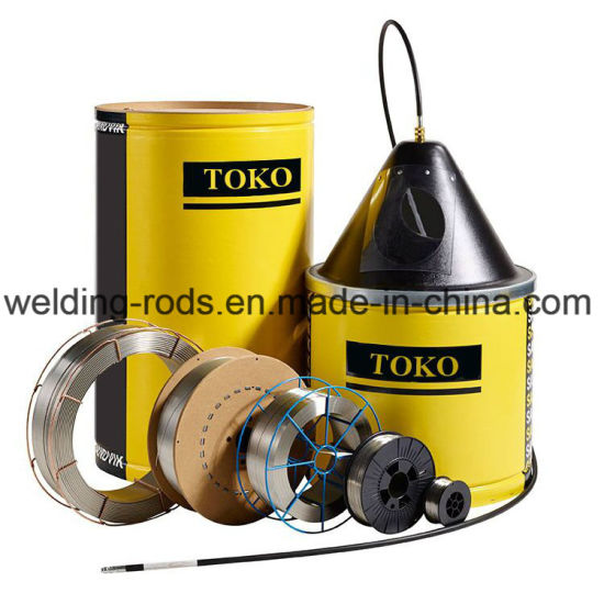 Toko Aws Em/EL12 Copper Alloy Submerged Arc Soldering Weld pictures & photos