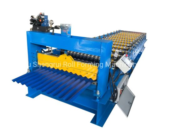 Sheet Metal Roll Forming Machine for Sale/Steel Roll Forming Machines/Sheet Metal Roll Former