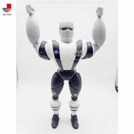 Custom Plastic Robot Action Figure Display Figurines Toy Collectibles pictures & photos