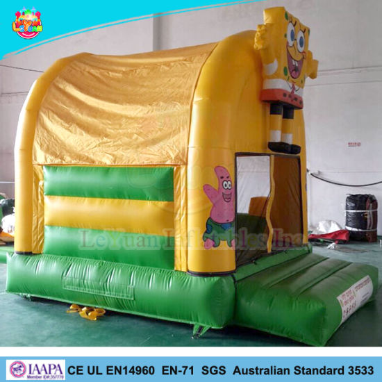 Hot Sale Inflatable Castle Bouncer with High Quality pictures & photos