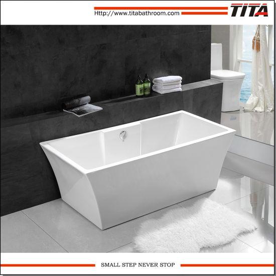 Beau Acyrlic Two Sided Bathtub Tcb063D