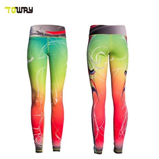 87da7c2d0f445 China Custom Made Mesh Tight Flex Yoga Pants Wholesale - China ...