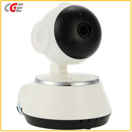 Multifunctional Wireless Robot WiFi IP Camera P2p Onvif IP Camera Outdoor  Hikvision IP Camera