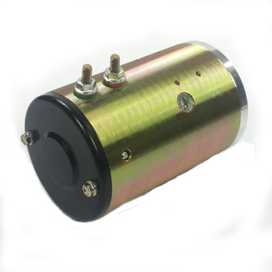 Cheap 2HP 12volt Hydraulic Small DC Motor Without Heat Protector