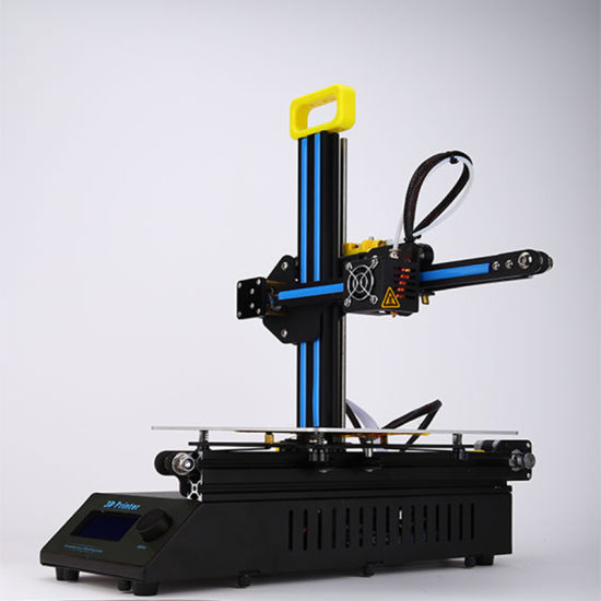 Easy Assemble 3D Printer Mini Printing DIY Desktop 3D Machine with Filament pictures & photos