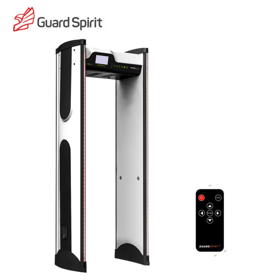 9.2 Inch Color Screen IP54 Waterproof Airport Security Metal Detector Gate pictures & photos