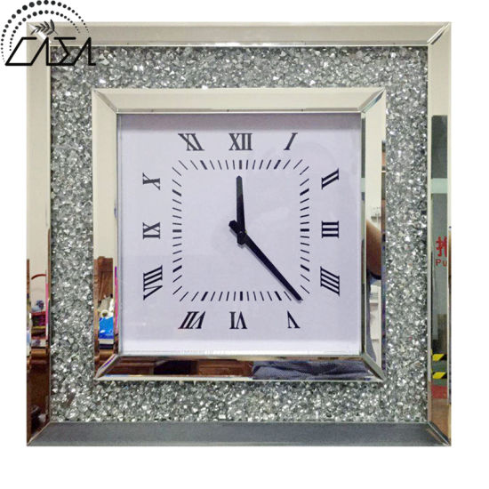 Mirror Design Large Modern Wall Clock pictures & photos