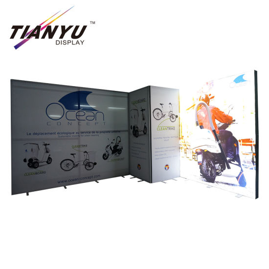 2020 Hot Sale Modular Booth Display Aluminum Trade Fair Stand pictures & photos