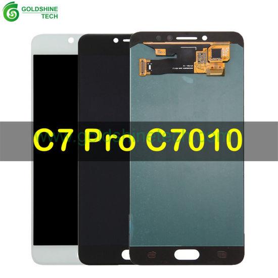 China Factory OEM Samsung Galaxy C7 PRO C7010 LCD Display